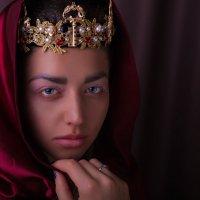 Холодная принцесса :: Алексей Мартынов