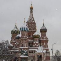 Собор Покрова Пресвятой Богородицы, что на Рву :: Андрей Кузминов