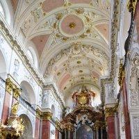 Церковь Игнасио Лойолы :: Юрий Воронов