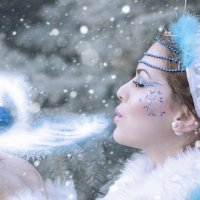 снегурочка :: Алеся Корнеевец