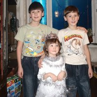 С наступающим Новым годом!.. :: Нина Корешкова