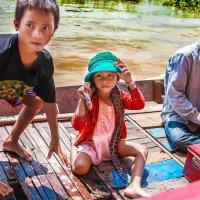 Tonle Sap :: михаил шестаков