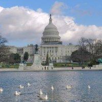 Капитолий, Вашингтон (мои старые снимки) :: Юрий Поляков