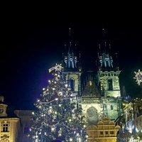 Рождество в Праге :: Константин Король