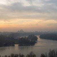 Закат над Савой :: Илья Меркулов