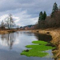 река Руза в декабре :: Андрей Куприянов