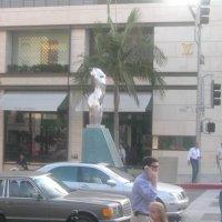Лос-Анджелес. Близкое дыхание Голливуда. :: Владимир Смольников
