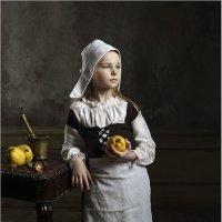 Девочка с айвой :: Виктория Иванова