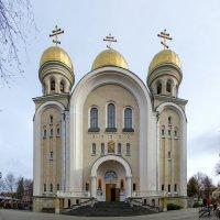 Свято-Никольский собор в Кисловодске :: Олег Петрушин