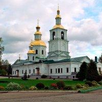 Казанская церковь. :: Александр Архипкин