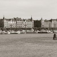Stockholm :: Виктор | Индеец Острие Бревна