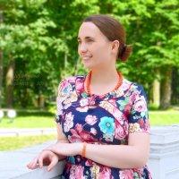В Екатерининском парке летом :: Анастасия Белякова