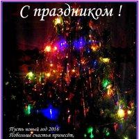 С наступающим праздником ! :: nadyasilyuk Вознюк