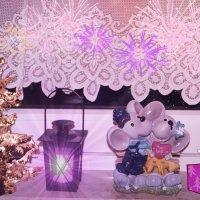 Новый год -  праздник любви и подарков :: Nina Yudicheva