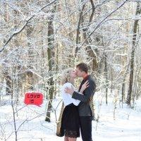 Love story :: Елена Горбенко
