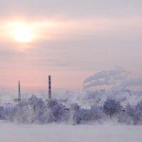 Зима :: Людмила Ли