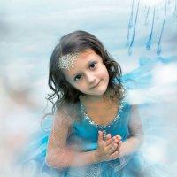 моя иаленькая принцесса Эльза :: Аnastasiya levandovskaya