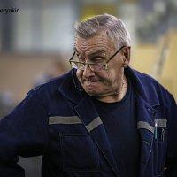 Старейший слесарь.. :: Виктор Перякин