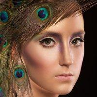 Анжелика и перья :: Alina Nightingale
