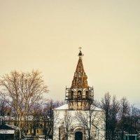 Старый храм :: Lilinum (Анна Волкова)
