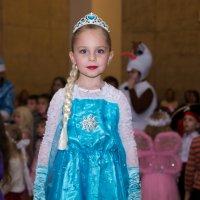 Принцесса Ельза. :: Инта