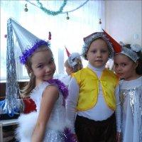 Новогодний утренник в детском саду :: Нина Корешкова