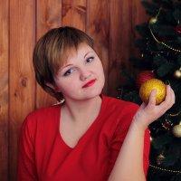 Новогодняя :: Nataliya Oleinik