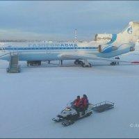 Поверхность для колёс и лыж соответствует . :: Alexey YakovLev