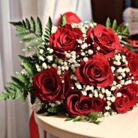 свадебный букет :: Стелла