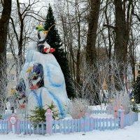 Приметы Нового года :: Милешкин Владимир Алексеевич