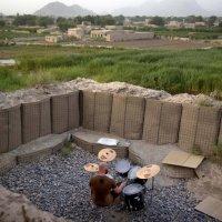 Afganistan / автор фото: David Goldman, USA :: Виктор | Индеец Острие Бревна