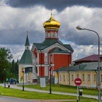 С любовью из России! Валдайский Иверский мужской монастырь. :: kolin marsh