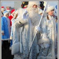 Процветания, счастья, любви в Новом году!!! :: Ирина Олехнович