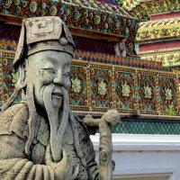 Бангкок:. Храм Лежащего Будды :: Маргарита