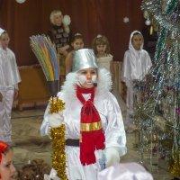 Снеговик :: Роман Кондрашин