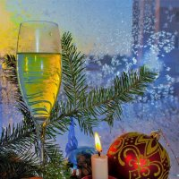 С Новым годом! :: Сергей Чиняев