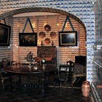 Кабинет из прихожей (название помещения по описи 1732 г.) :: Елена Павлова (Смолова)