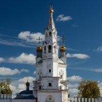 Храм :: Евгений Ломко