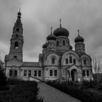 Храм Михаила Архангела :: Иван Синицарь