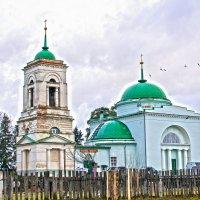 Церкви Подмосковья :: Андрей Куприянов
