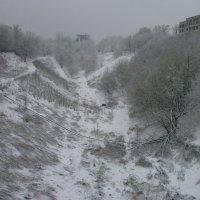 Седой декабрь от нас уходит.... :: Алёна Савина