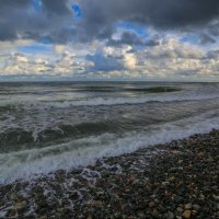 Море бушует. :: Марат Макс