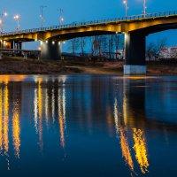 мост в огне :: Александр Есликов
