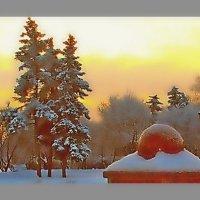 С Новым Годом! Будьте счастливы! :: Григорий Кучушев