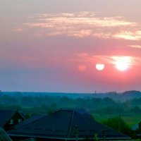Обычный восход 1 го января.. Кто видел? :: Alexey YakovLev