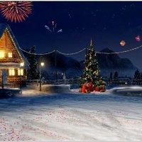 С Новым годом! :: Volkov Igor
