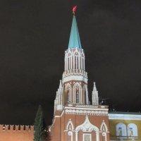 МОСКВА :: Валюша Черкасова