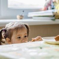 Дайте хоть хлеба кусочек! :: Павел Лушниченко