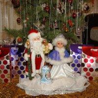 С Новым годом!!! Приятных сюрпризов! :: nika555nika Ирина