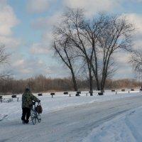 Зимние дороги2 :: Надежда